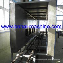 Dispositivo de refrigeración Bohai para la fabricación de tambores de acero
