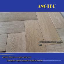 Carvalho Prefinished da prancha grande 3 revestimento de madeira projetado Ply