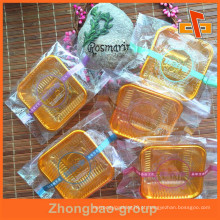 Pequenas Food Safety OPP selado saco transparente saco com impressão para embalagem bolos / Pães / Cookies / Biscuit