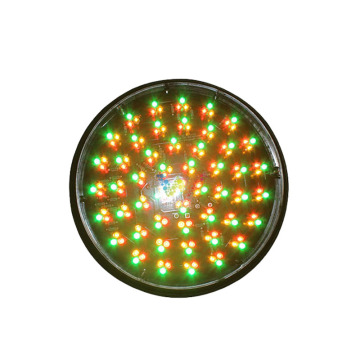 Lámparas de módulo de tráfico LED de alto brillo de 200 mm