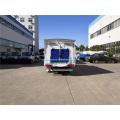 4х2 Парк подметально-уборочная машина для уборки городских улиц