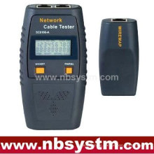 Cable Tester test unshielded pair and shielded pair (utp,ftp) of RJ45 port