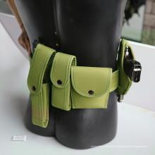 045 Sports de plein air militaire Airsfot engins tactiques de chasse ceinture ceinture quatre ensembles en Nylon