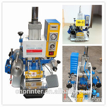 Pneumatic Mini Hot Foil Stamping Machine for Slippers