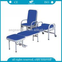 AG-AC002 Nouvelle chaire d'hospitalisation approuvée par l'ISO et le CE