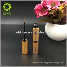 customize aluminum plastic eyelash enhancing serum private label eyelash growth bottles