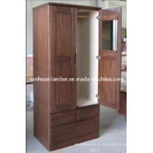 Armario/armario puerta/armario/muebles de madera (SHZT004)