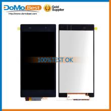 Haut de gamme écran lcd tactile écran digitaliseur pour sony xperia z1 l39h c6902 c6903 c6906 c6943