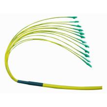 Vente en gros de porcelaine en fibre optique imperméable en porcelaine, cordon de raccordement à fibre optique à câble cisco