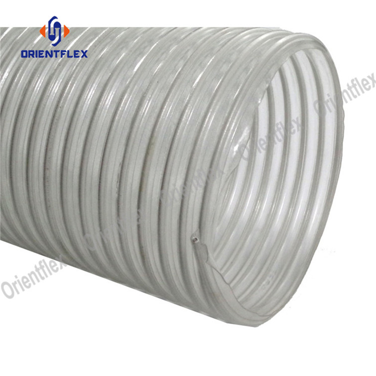Pvc Steel Wire Duct Hose 8