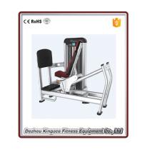 Máquina de la prensa de la pierna del equipo comercial del gimnasio