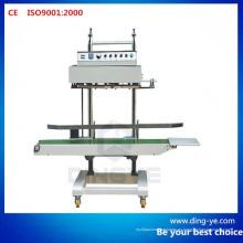 Máquina de sellado vertical automática de película