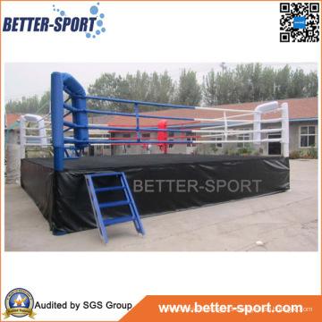 International Standard Size Aiba Qualité Jeux Olympiques Anneau de boxe