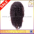 For Black Women Looking 100% Brazilian Curly Human Hair For Wigs
