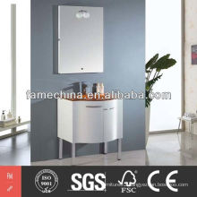 Modern stainless steel vanity cabinet Hot Sell stainless steel vanity cabinet