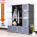 DIY Large Clothes Closet Wardrobe Cabinet Cloth Shoes Storage Organizer