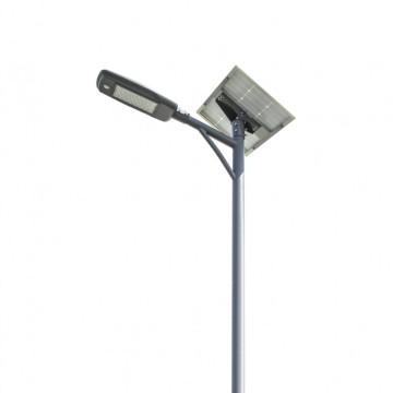 Lampadaire solaire 30W avec contrôle APP