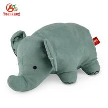 Juguete de peluche de elefante relleno al por mayor de 30cm disponible