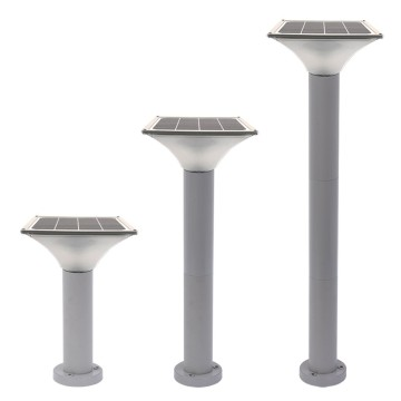 7W Solar LED Garden Light