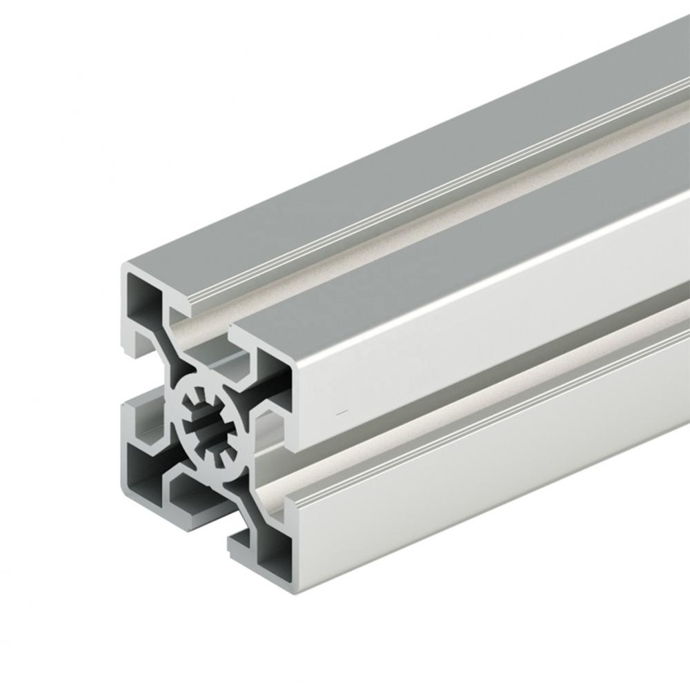 Industrial Aluminum Extrusion T Slot Linear Rail 2