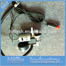 Motor eléctrico del metal del motor del motor del compresor de aire del coche de HF-JX-4 DC 12V (certificado del CE)