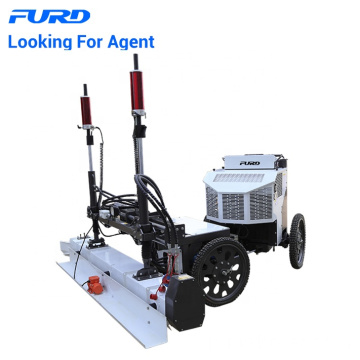 Concrete Floor Laser Screed