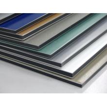 01 side unbroken Aluminum composite panel