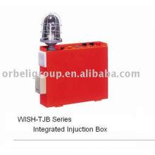 Elevador caja de inspección integrada, parte del elevador