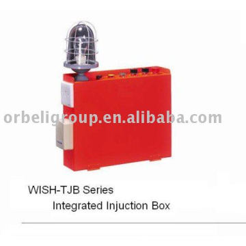Aufzug integrierte Kontrollbox, Aufzugsteil
