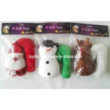 X′mas Pet Dog Toy Product Plush Pet Supply