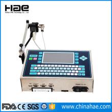 High resolution date time ink jet printer