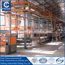 good quality and performance asphalt felt production lines