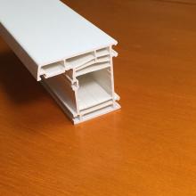 Profil en PVC blanc pour fenêtres en PVC