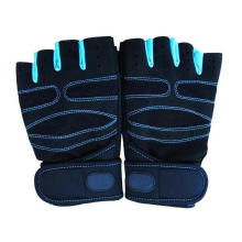 Non Slip Breathable Fitness Training Gym Work Half Finger Weight Lifting Gloves