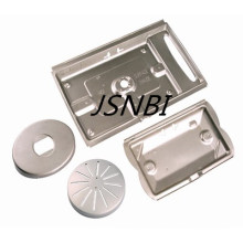 Metal Stamping Cover Part with Sand Blasting Finish
