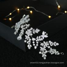 Fashion hair accessories bridal wedding hair accessories pageant crown