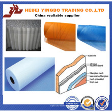 Maille de fibre de verre de 160g exportée vers la Turquie et la Roumanie (usine d'OIN)