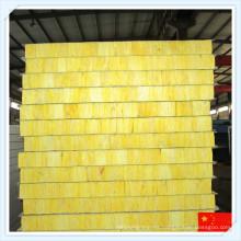 Nuevo material de construcción de bajo costo Panel de sándwich de lana de vidrio