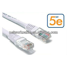 8p8c rj45 conector no blindado utp cat5e cat6 cable de conexión cable