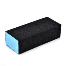 Limpie con esponja el archivo de bloque de pulido una herramienta de pulido de uñas herramienta de cuidado de uñas tabla de frotar