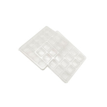 Transparent Plastic 20 Cell Clear Chocolate Insert Tray