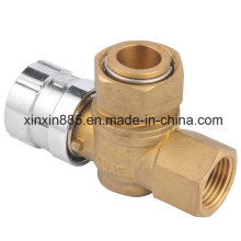 Magnetic Angle Lockable Ball Valve