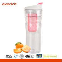 16OZ Everich Double Wall Tritan New fruit juice bottle