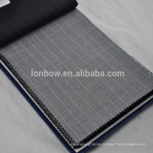 Little beauty Marino wool is suitable for fine grid shirt suits