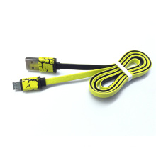 Painting Micro 5 Pin USB 3.1 Cable