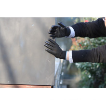 SRSAFETY 13 Gauger knitted liner coated nitrile on palm manufacturer working glove