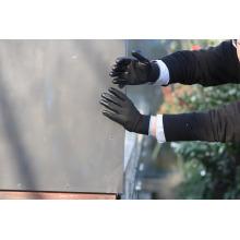 SRSAFETY 13 Gauger трикотажная нить с покрытием нитрила на ладони производитель рабочая перчатка