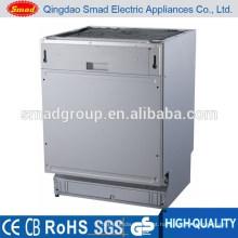 máquina de lavar louça automática em casa / construir em pequena máquina de lavar louça com GS / CE / RoHS / EMC / REACH