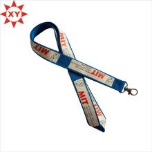 Ремешок из полиэстера с цветным логотипом Patone для продажи (XY-mxl8706)