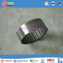 Stainless Steel Well Screen Pipe